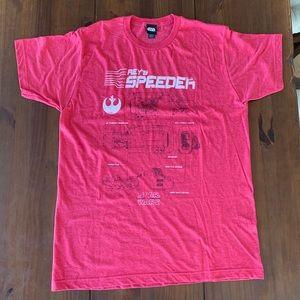 "Star Wars ""Rey's Racer"" T-Shirt"